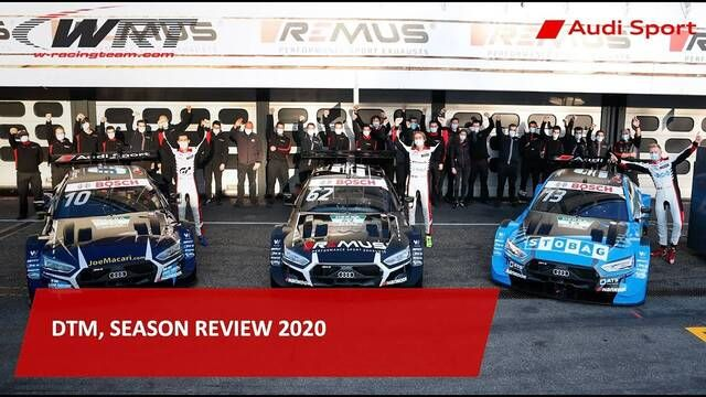 WRT Team Audi Sport – 2020 DTM Season Review