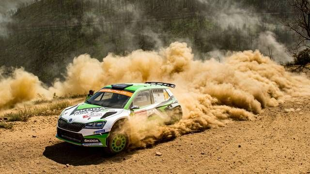 WRC: Rally Portugal SS11-12