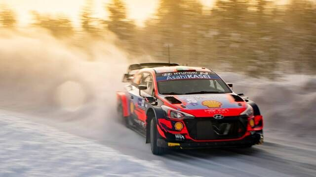 Arctic Rally Finland: Highlights Stages 3-5
