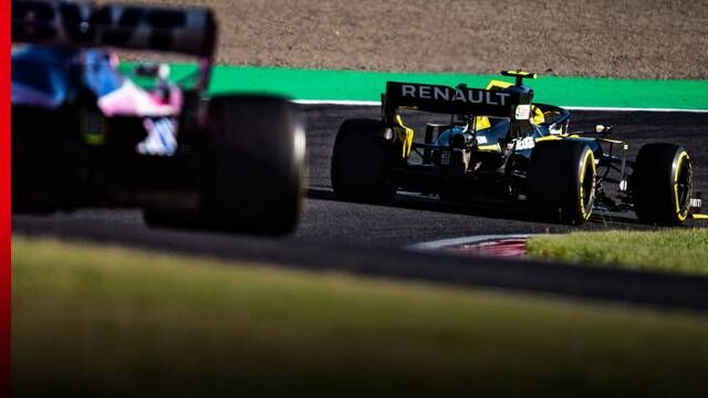 Renault's Japanese Grand Prix disqualification explained
