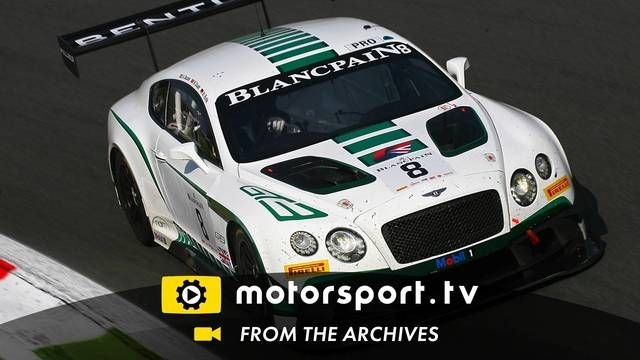 Blancpain Endurance Series 2015: Massive impact at Monza