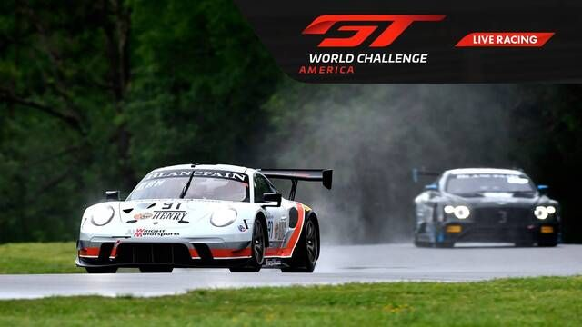 Live: VIRginia International Raceway - Race 2