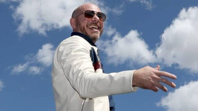 Pitbull joins Trackhouse Racing Team