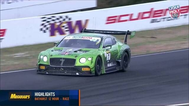 Bathurst 12 Hour: Race highlights