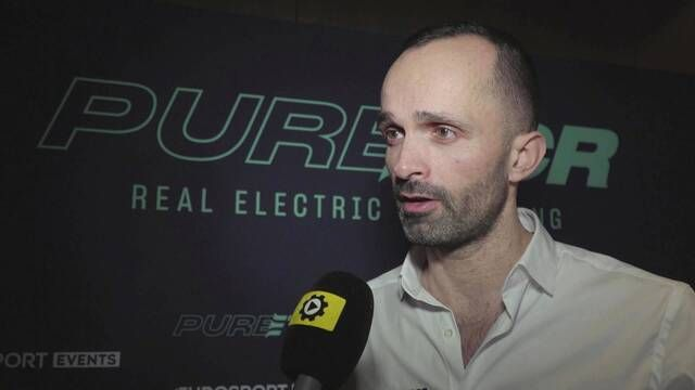 PURE ETCR launch - Xavier Gavory interview