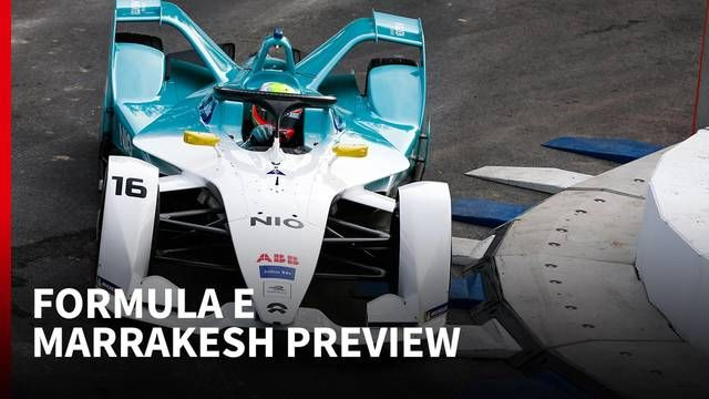 Is António Félix Da Costa a title contender? Marrakesh FE GP Preview