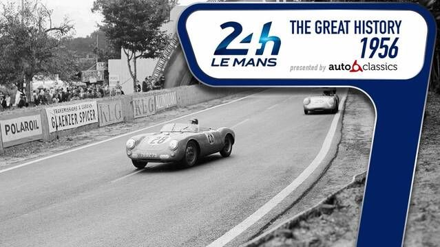 24 Hours of Le Mans - 1956