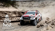 Dakar Rally: Day 3 highlights - Cars & SXS