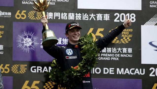 Macau F3 Highlights