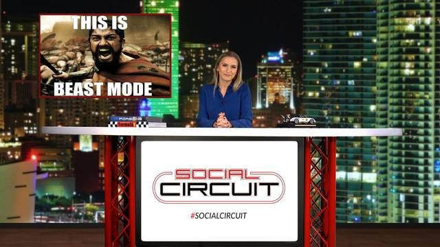 Social Circuit #010 - Beast Mode On