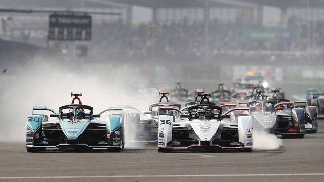 Mexico City E-Prix: Race Highlights