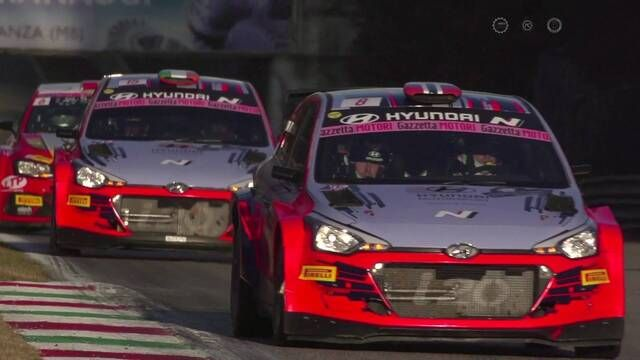 Monza Rally Show 2019 - Saturday highlights