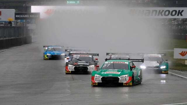 DTM: Hockenheim II Race 2 highlights