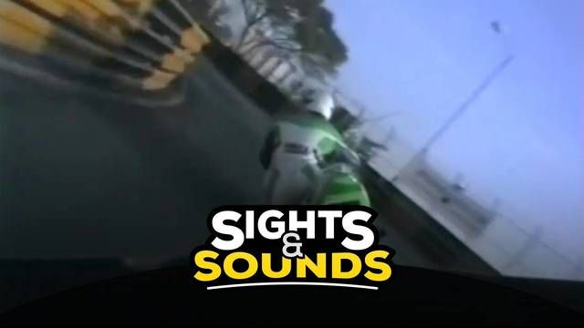 Sights & Sounds: Onboard with Steve Hislop at Macau 1993