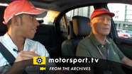 Niki Lauda's interview with Lewis Hamilton