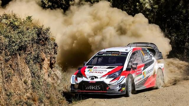 WRC: Rally Portugal SS1-3