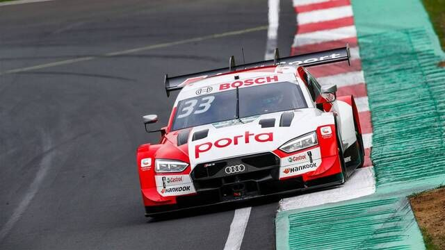 DTM: Zolder 2 - Race 1 Highlights