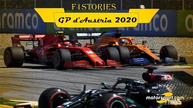 F1 Stories: GP d'Austria 2020