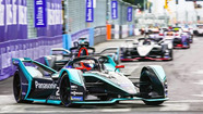 Formula E: Rome ePrix race highlights