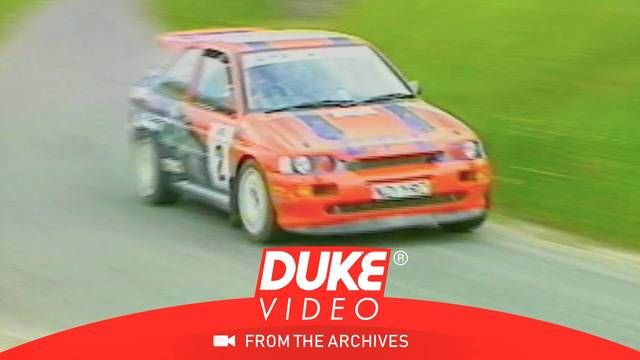 The Review of British Rally Championship 1996