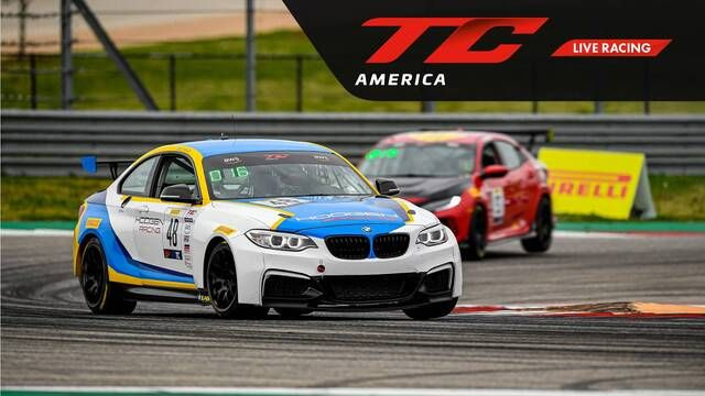 Live: ViRginia - TC America - Race 2
