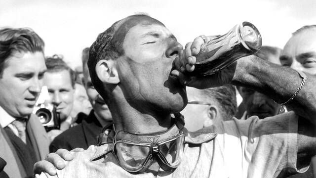 Sir Stirling Moss: Classic Duke Archive interview
