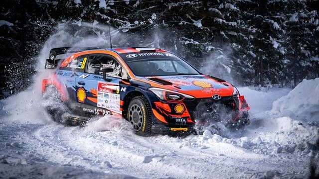 WRC 2021: Highlights van de shakedown Arctic Rally