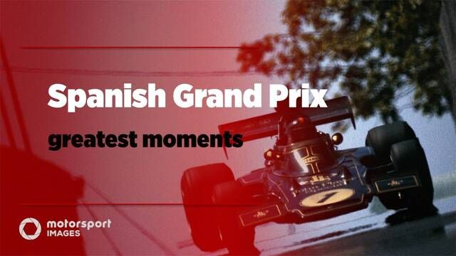 Grand Prix Greats – Spanish GP greatest moments