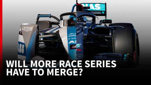 Will More Race Series Have To Merge?