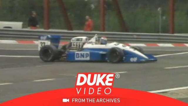 F3000 series trailer from 1989