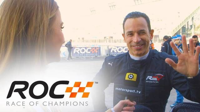 Castroneves ingin ROC di Brasil | Race of Champions