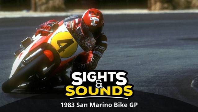 Sights & Sounds: Gran Premio de San Marino 1983