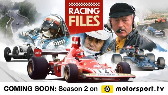 Racing Files Season 2 Trailer