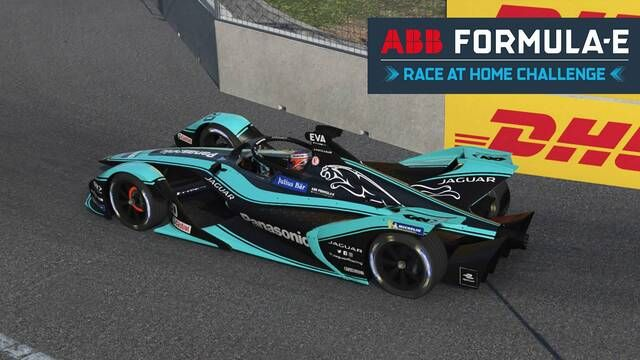 Formula E Race at Home Challenge - 6. Ayak