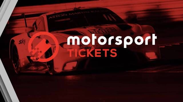 Bienvenue sur Motorsport Tickets