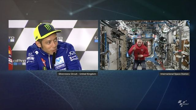 Tata Communications helps MotoGP™ connect with the International Space Station