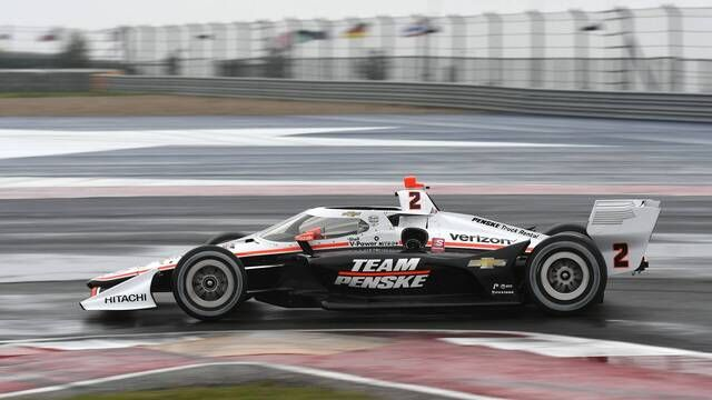 IndyCar-Test in Austin: Tag 1, Highlights