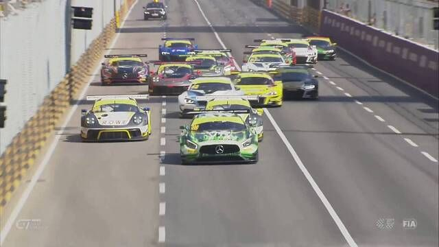 Macau GP - GT World Cup: race highlights