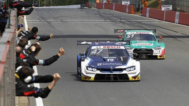 DTM: Zolder - Race 1 Highlights