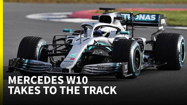 Mercedes isn't playing any games: New W10 technical analysis - Formula 1 Videos