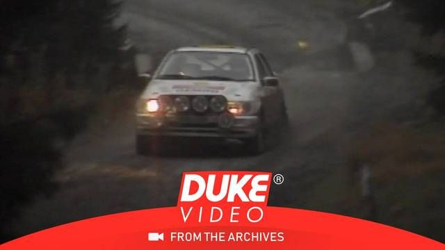 Audi Sport International Rally 1990