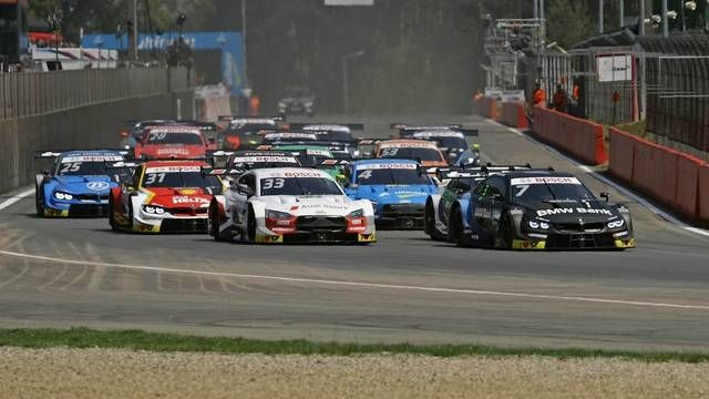 DTM: Zolder - Race 2 Highlights