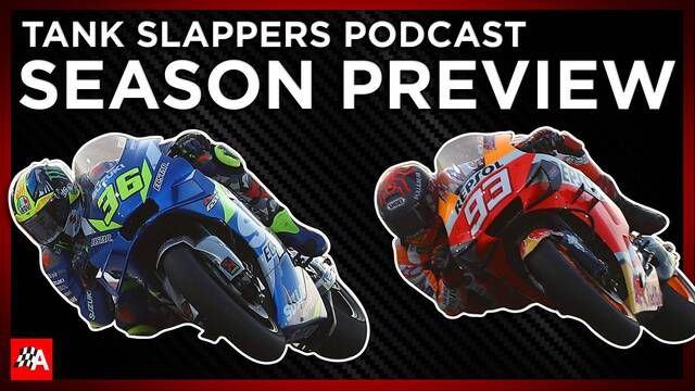 MotoGP season preview with Randy Mamola - Tank Slappers Podcast