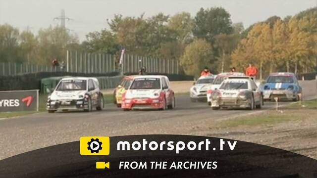 British Rallycross: Superfinal at Mallory Park 2009