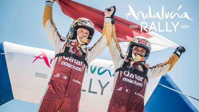 2021 Andalucia Rally Highlights: Stage 4 - Cars