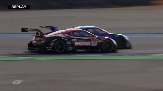 SUPER GT Buriram: Honda NSX mayhem