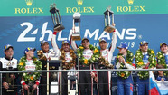 24 Hours of Le Mans - Race highlights