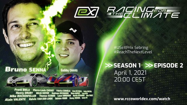 World eX: #RacingForTheClimate - Season 1 Episode 2 Trailer