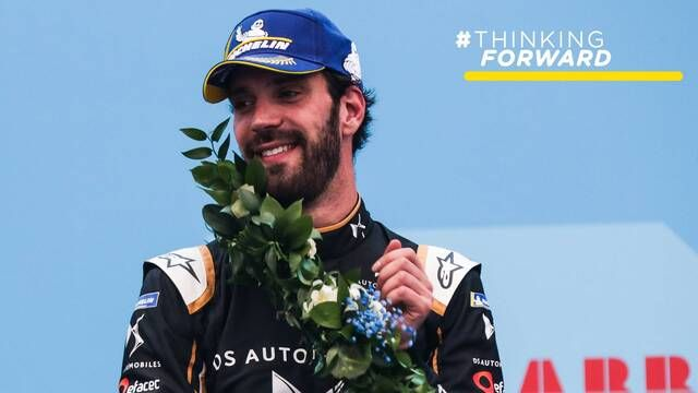 #ThinkingForward Jean-Eric Vergne