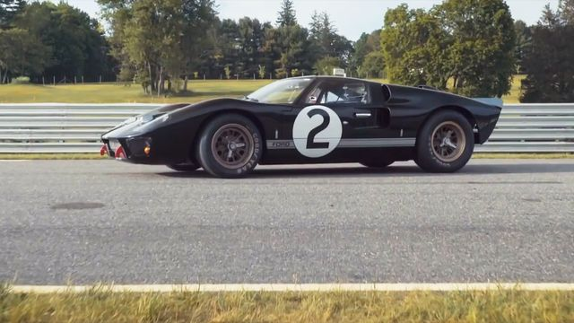 1966 Ford GT40 Mk. II P/1046 - The Car That Won Le Mans For Ford and America